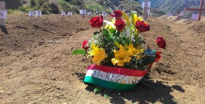 Cimitero dei migranti
