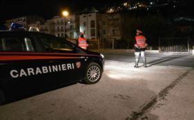 Cento grammi di marijuana nascosti in hotel, tre arresti nel Cosentino
