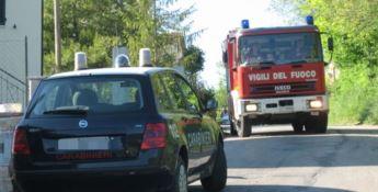 Ritrovato e tratto in salvo vivo il ventiquatrenne disperso a Verzino