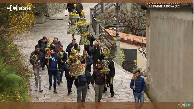 Processione a Bova