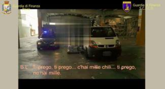 FumoePiombo: disarticolata associazione dedita al traffico di droga: 24 arresti (VIDEO)
