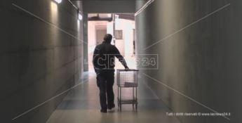 Catanzaro, pronto soccorso: pazienti trasportati dagli addetti alle pulizie