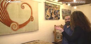 Arazzi di Calabria, le trame della tradizione nei tessuti di San Giovanni in Fiore (VIDEO)
