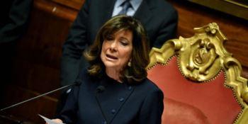 """A Elisabetta Alberti Casellati il premio """"Calabria nel mondo"""""""