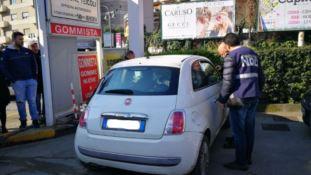 Pitbull rinchiusi in un'automobile a Cosenza, liberati