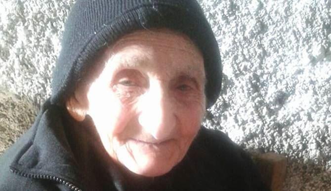 Nocera Terinese, zia Peppina