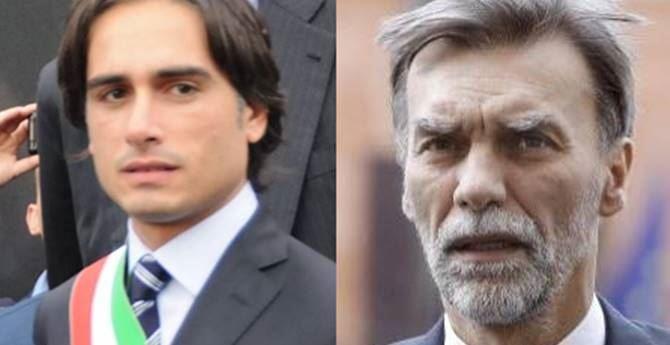 Giuseppe Falcomatà e Graziano Delrio