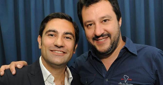 Furgiuele e Salvini