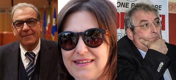 I 3 parlamentari calabresi lanciano il loro appello for Parlamentari calabresi