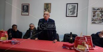 Il coordinatore nazionale del Nuovo Cdu, Mario Tassone