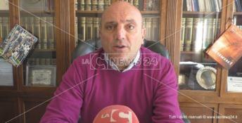 Esplosione a Crotone, il sindaco Pugliese: «Città vicina alla famiglia»