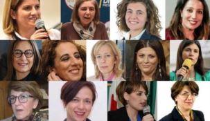 Le donne elette in Parlamento