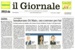 """""""Il Giornale"""" scrive di quando Misiti (M5s) definiva Grillo """"ladro e morto di fame"""""""