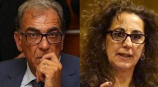 Antonio Viscomi e Wanda Ferro