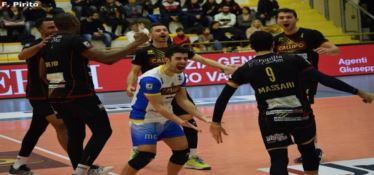 SUPERLEGA | Cuore giallorosso. Sora battuta in Gara 3 (VIDEO)