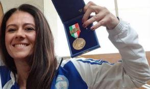 Giusy Versace a Manuel Bortuzzo: «Come me ti rialzerai più forte»