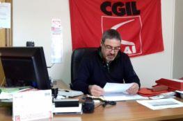 Costa (Cgil) «Necessario un servizio di sorveglianza idraulica su fiumi e torrenti»