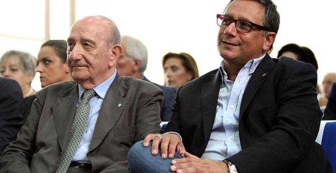 Il presidente dell'Unicef Italia Samengo e il Garante per l'Infanzia e l'Adolescenza della Calabria Marziale
