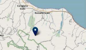 Terremoto a Longobucco