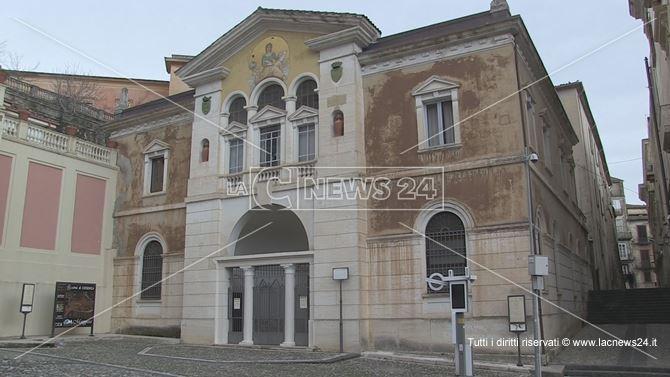 Biblioteca civica di Cosenza