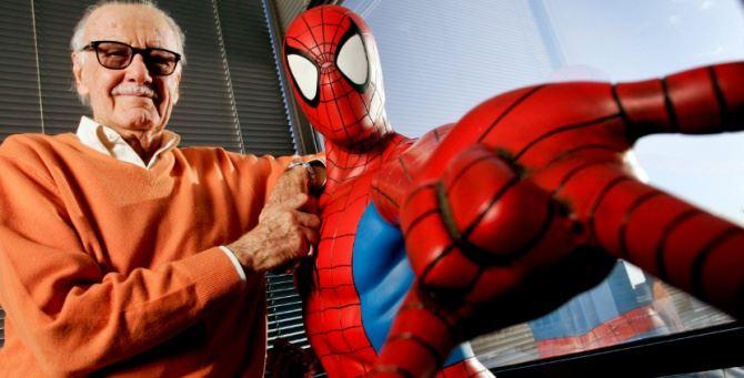Stan Lee, creatore eroi Marvel