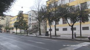 La scuola Plastina Pizzuti di Via Roma a Cosenza