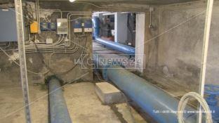 Carenza idrica a Cosenza, una sentenza accusa il Comune: «Inefficiente»