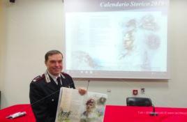 L'Arma dei Carabinieri presenta il calendario 2019