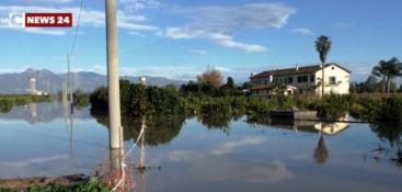 Esondazione del fiume Crati