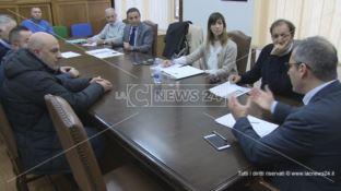 Crisi idrica a Cosenza, riunione tecnica in Prefettura