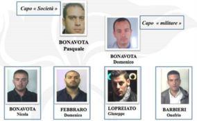 Inchiesta Conquista, nove condanne per il clan Bonavota