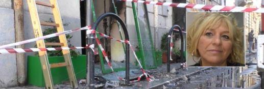 Locale devastato da un incendio, il coraggio di chi non si arrende: «Pronti a riaprire»