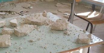 Terremoto nel Cosentino, in una scuola di Luzzi cadono calcinacci
