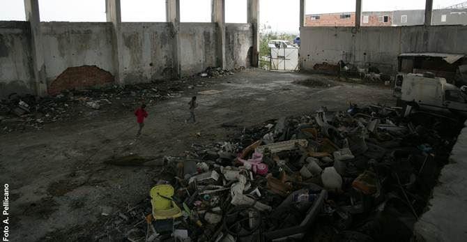 Il ghetto di Melito Porto Salvo