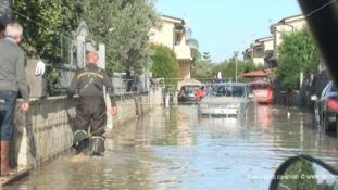 Alluvione a Simeri, la conta dei danni e la rabbia dei cittadini