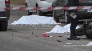 Incidente mortale a Reggio Calabria