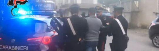 L'arresto del latitante Antonio Calipari