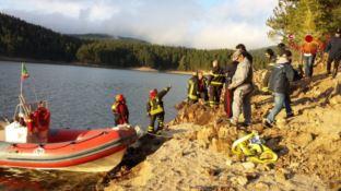 Trovato il corpo di Marco Aidala nel lago Ampollino
