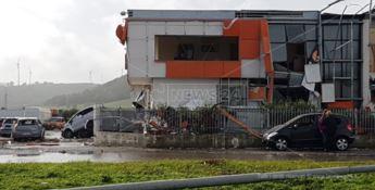 Maltempo, a Crotone le imprese fanno la conta dei danni