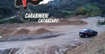 Sequestrata area di 20mila mq nel Catanzarese