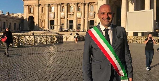 Pino Capalbo, sindaco di Acri
