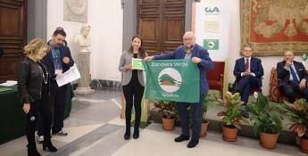 I bachi da seta di San Floro conquistano la Bandiera Verde Cia 2018