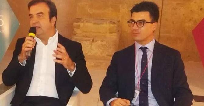 Mario Occhiuto e Gianluca Callipo