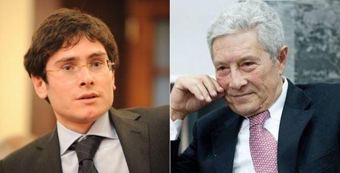 Stefano Luciano ed Elio Costa