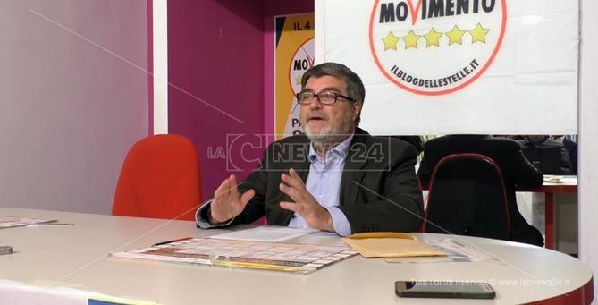 M5s, il deputato Giuseppe D'Ippolito