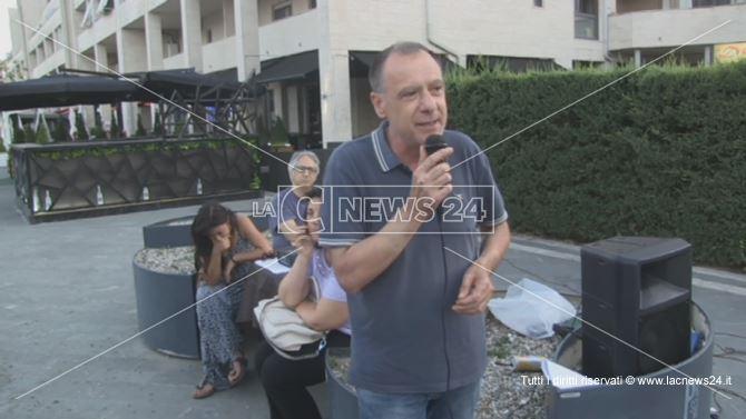 L'assessore Domenico Ziccarello
