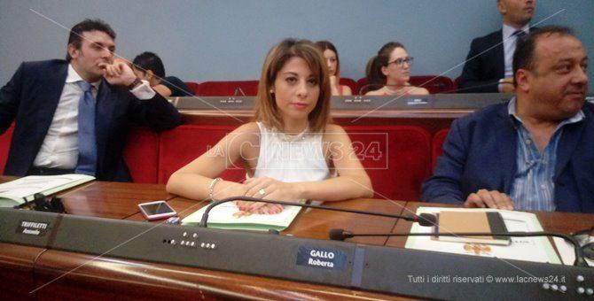 Vicepresidente del Consiglio Comunale, Roberta Gallo