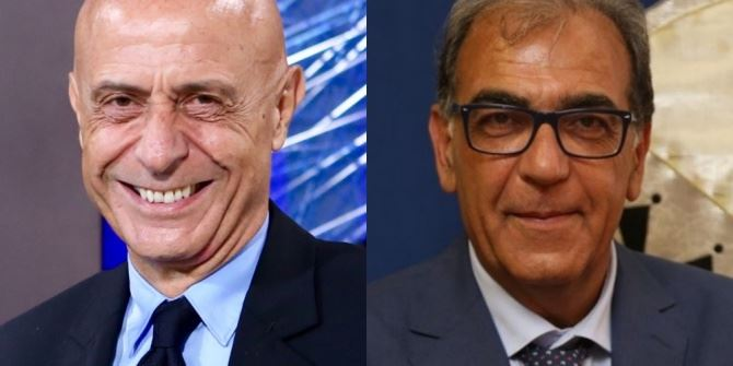 Minniti e Viscomi