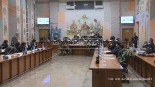 Cosenza, prima seduta del consiglio comunale all'ombra di re Alarico