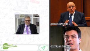 Regionali, Callipo lascia Oliverio: il WhatsApp di Motta